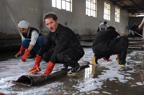 Teppevaskeri Teheran