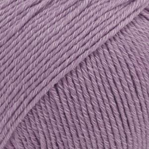 Cotton Merino Lavendel