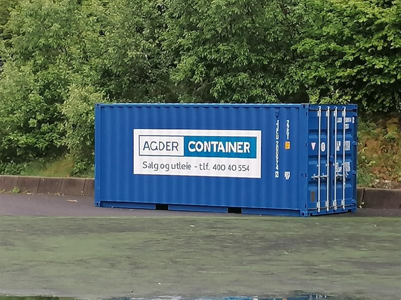 20 fots container