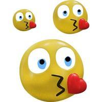 Plastform Emoji Kiss CK