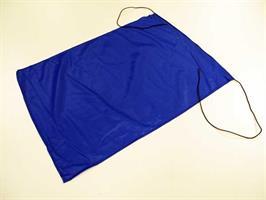 Nätflaggor 50*70 cm Blå