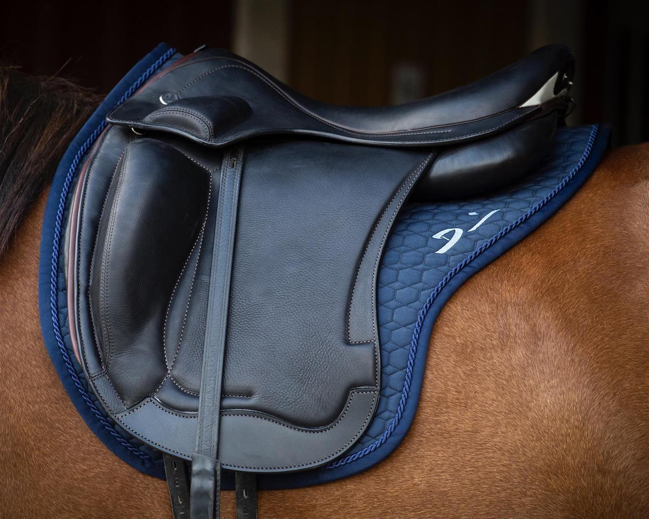 Schalock Denni Design Mattes Blå med Saddle Fix
