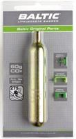 CO2-patron 60 gram m. säkerhetsstift