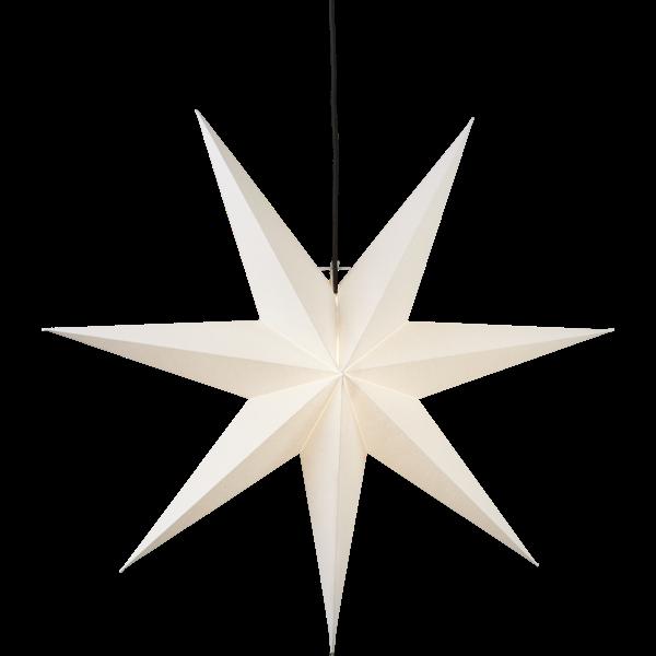 Julstjärna Frozen vit 70cm Star Trading