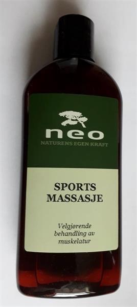 NEO Sportsmassasje 250 ml