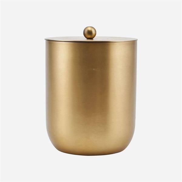 House Doctor Ice/wine bucket, Alir, Brass finish