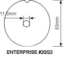 Enterprise #20/22
