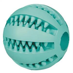 Trixie dentafun ball m/mint 6cm