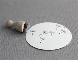 Stempel Mini Pusteblume