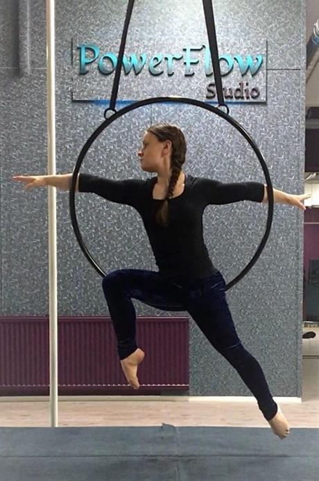 Ilma-akrobatian STARTTI-kurssi elokuussa (vol. 5)