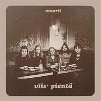 MAARIT: VIIS- PIENTÄ-BLUE LP