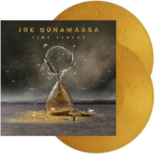 BONAMASSA JOE: TIMO CLOCKS-LTD. EDITION GOLD 2LP