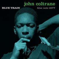 COLTRANE JOHN: BLUE TRAIN LP