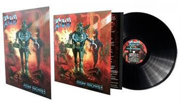 DIO: ANGRY MACHINES-LTD. EDITION 3D COVER LP