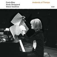 BLEY CARLA/ANDY SHEPPARD/STEVE SWALLOW: ANDANDO EL TIEMPO LP (FG)