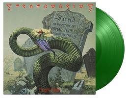 STRATOVARIUS: FRIGHT NIGHT-LIMITED EDITION LIGHT GREEN LP