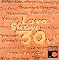 LOVE SHOW 30 V-KÄYTETTY CD