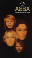 ABBA: THANK YOU FOR THE MUSIC-BOX SET 4CD