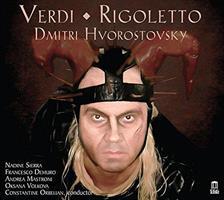 VERDI/HVOROSTOVSKY: RIGOLETTO 2CD (FG)