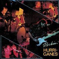 HURRIGANES: ROCKIN'-RED LP