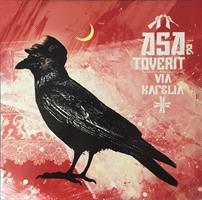 ASA & TOVERIT: VIA KARELIA-RED 2LP