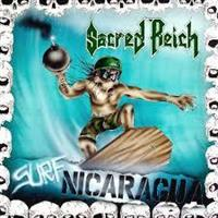 SACRED REICH: SURF NICARAGUA-REISSUE CD