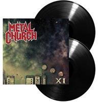 METAL CHURCH: XI 2LP