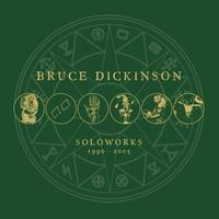 DICKINSON BRUCE: SOLO WORKS 1990-2005 6LP
