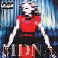 MADONNA: MDNA-KÄYTETTY CD (MINT/MINT)