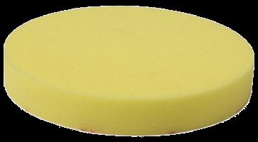 Polishingsponge Medium 165/25mm Yellow