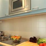 Exempel på kök i lägenhet för 4 pers