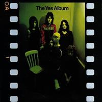 YES: THE YES ALBUM LP
