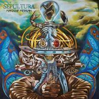 SEPULTURA: MACHINE MESSIAH CD+DVD
