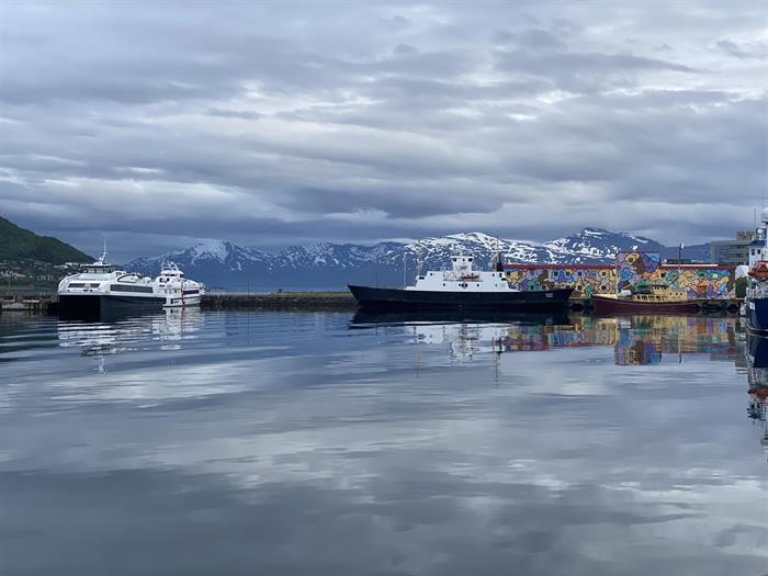 Tromsø, RFID arbeider