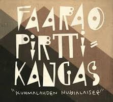 FAARAO PIRTTIKANGAS: KUHMALAHDEN NUBIALAISET LP