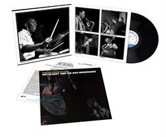 BLAKEY ART AND THE JAZZ MESSENGERS: THE WITCH DOCTOR-TONE POET SERIES LP