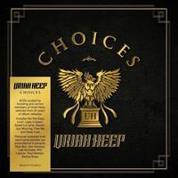 URIAH HEEP: CHOICES 6CD BOX SET
