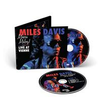 DAVIS MILES: MERCI MILES!-LIVE AT VIENNE 2CD