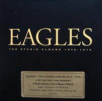 EAGLES: THE STUDIO ALBUMS 1972-1979 6CD
