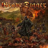 GRAVE DIGGER: FIELDS OF BLOOD-KÄYTETTY DIGIPACK CD