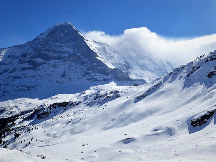 Jungfrau, Schweiz