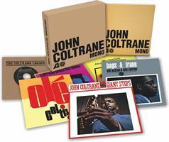 COLTRANE JOHN: THE ATLANTIC YEARS IN MONO 6CD