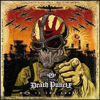 FIVE FINGER DEATH PUNCH: WAR IS THE ANSWER 2LP+CD
