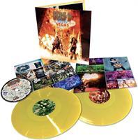 KISS: ROCKS VEGAS-YELLOW 2LP+DVD