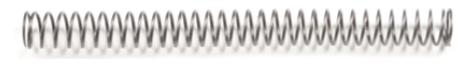 Rekylfjäder STI 10lb chrome
