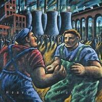 KING CRIMSON: HEAVY CONSTRUKCTION 3CD