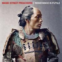 MANIC STREET PREACHERS: RESISTANCE IS FUTILE-LIMITED WHITE 2LP