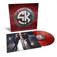 SMITH ADRIAN & RITCHIE KOTZEN: SMITH/KOTZEN-LTD. RED/BLACK LP