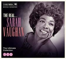 VAUGHAN SARAH: THE REAL...SARAH VAUGHAN 2CD