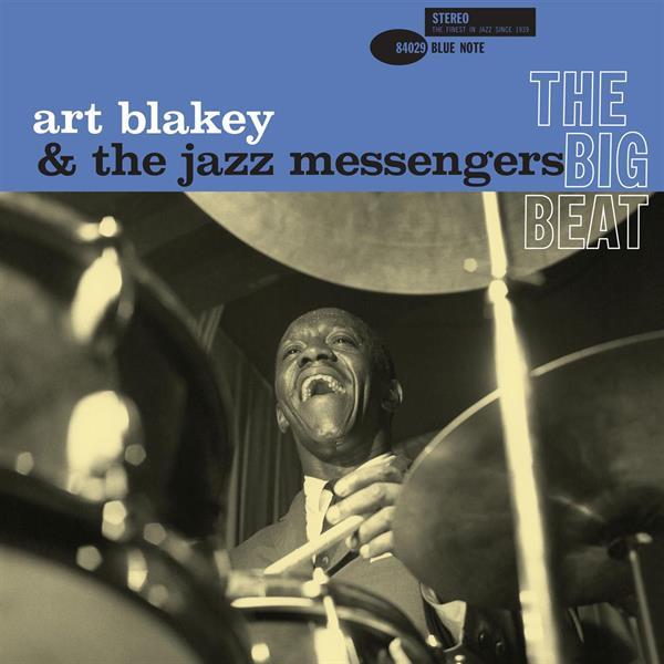 BLAKEY ART & THE JAZZ MESSENGERS: THE BIG BEAT LP (BLUE NOTE CLASSICS)